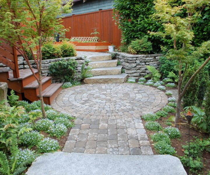 paver-patios-Landscape-Contemporary-with-flowers-paver-path-paver-pathway-paver-patio